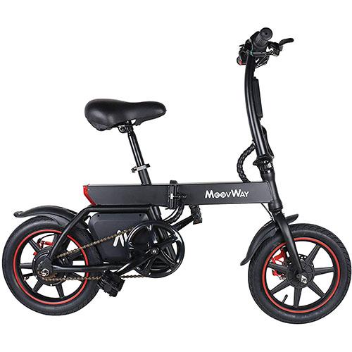 Moovway Bicicletta Elettrica