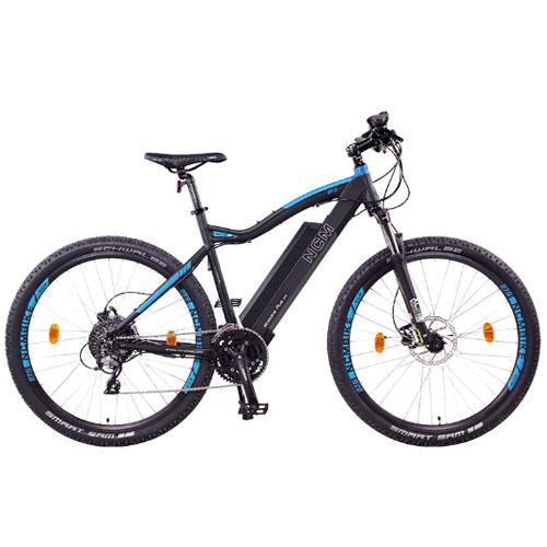 Ncm Moscow Bicicletta Elettrica