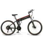 Samebike test bici elettrica
